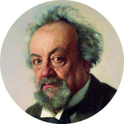 Писатель Алексей Писемский (1821–1881)