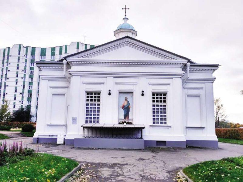 храм-подворье Покрово-Тервенического монастыря
