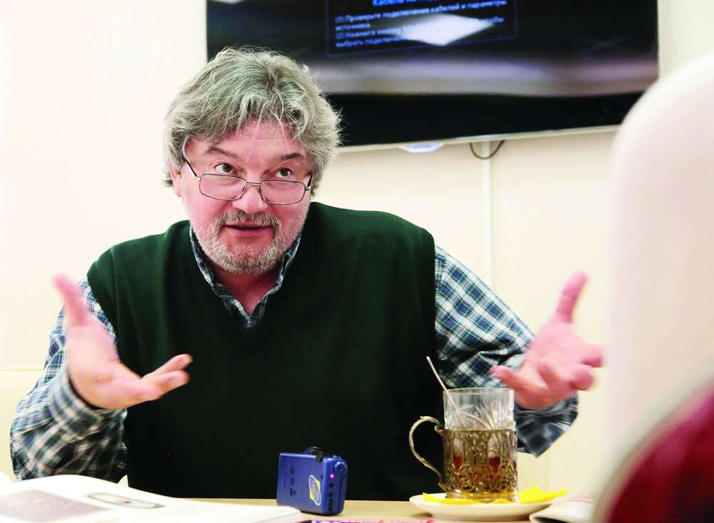 Писатель, журналист, генеральный директор Агентства журналистских расследований Андрей Константинов.